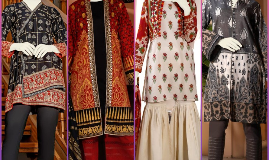 Latest J. Festive Eid Collection 2020 Dresses For Ladies