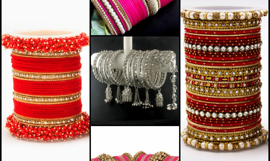Latest Traditional Bridal Bangles Designs Collection 2020 For Girls