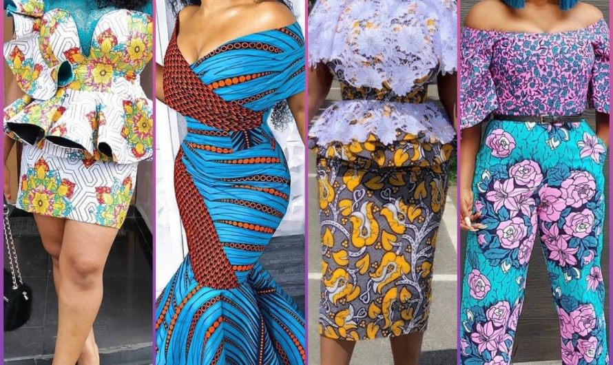 New Designs Latest Ankara Styles Collection 2020 Images