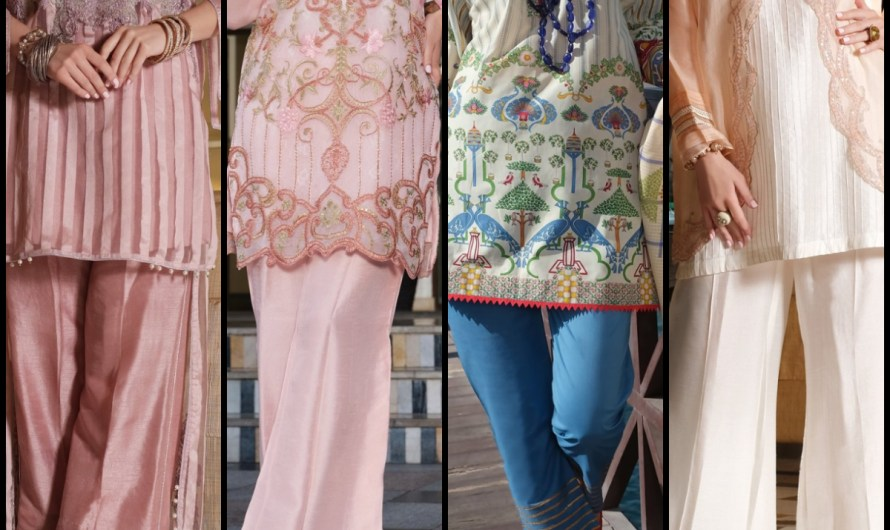 Newest Almirah Festive Eid Collection 2020 Latest Embroidered Dresses For Ladies