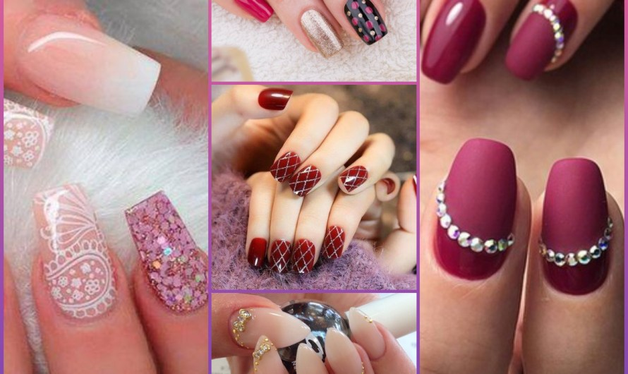 Simple Nail Designs 2020 For Any Event
