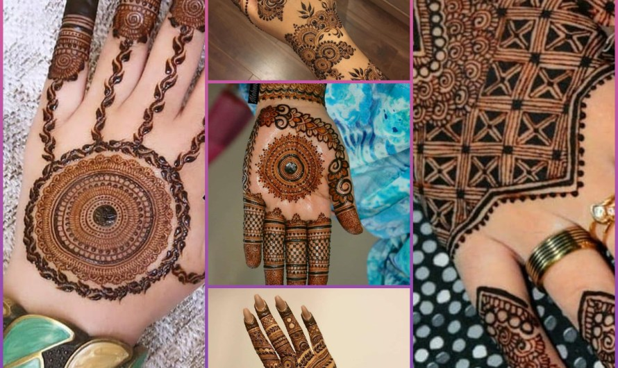 Stylish & Easy Simple Bridal Mehndi Designs 2020 Latest Styles For Hands