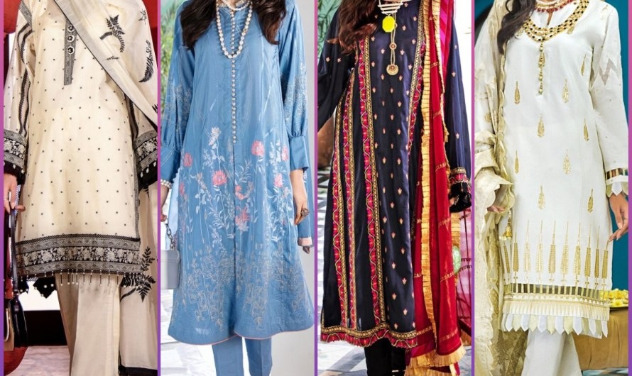 Vol 2 Latest Gul Ahmed Luxury Unstitched New Festive Eid Collection 2020