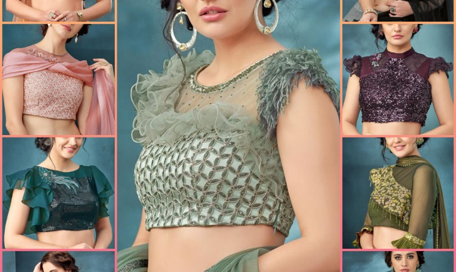 15 Most Attractive Indian Bridal Blouse Designs 2020 For Weddings