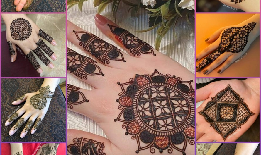 20+ Most Attractive Simple Bridal Arabic Mehndi Designs 2020 Trends For Wedding & Engagement