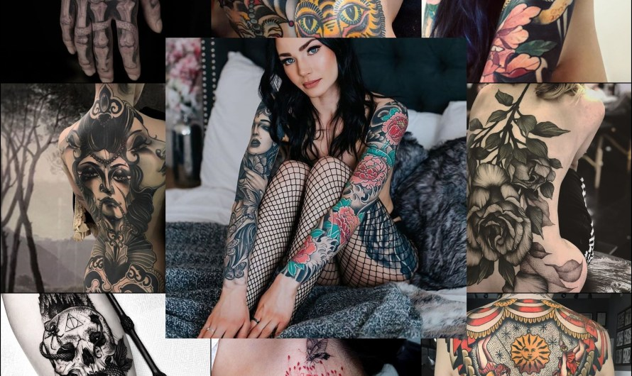 35+ Hot Body Tattoo Ideas 2020 Sexy Trends To Try