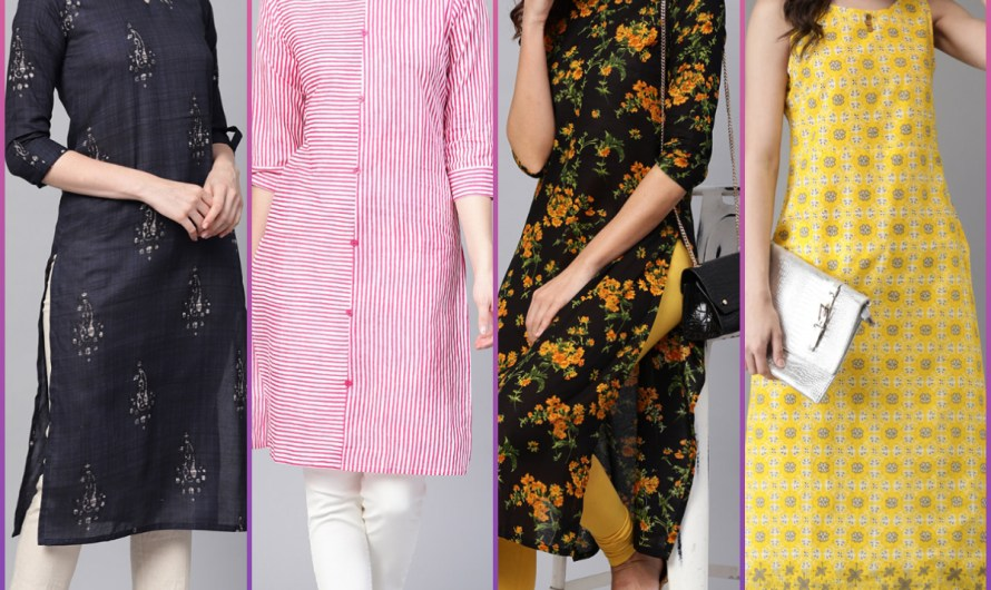 35+ New Designer Styles Kurti Dresses 2020 Latest Indian Stunning Girls Kurti Collection