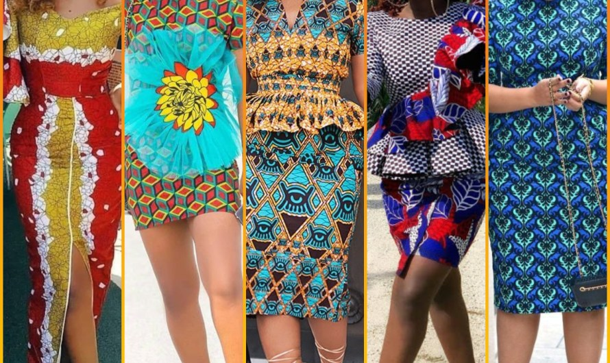 Colorful Summer Ankara Trends 2020 Designer New 50 Ankara Dresses For Women