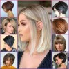 short hairstyles 2020 for girls