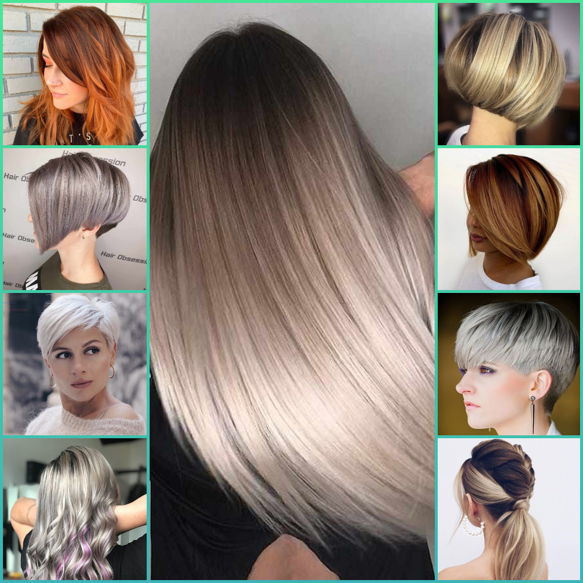 Today 35 Women Formal Haircuts 2020 New Bob, Short Pixie & Layered  Hairstyles 2020 Ideas  