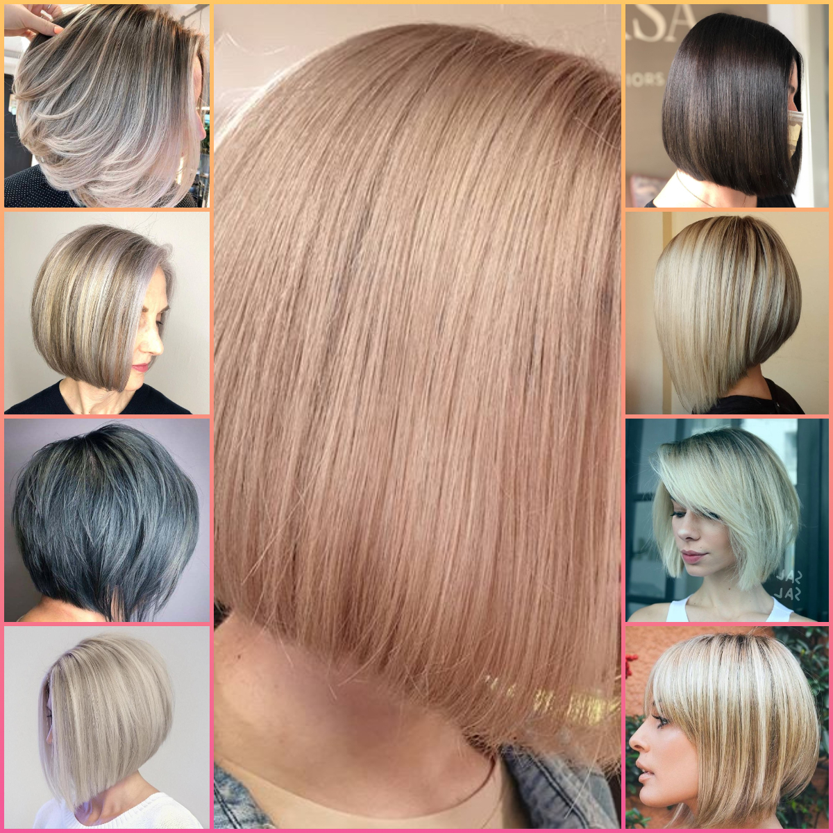 Women Stylish Short Haircuts Top 45 Summer Bob Hairstyles 2020 Images For New Ideas