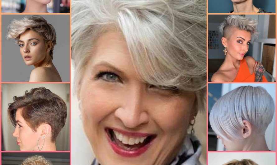 50 Simple Short Haircuts 2020 Latest Summer Pixie Hairstyles Gallery For Women