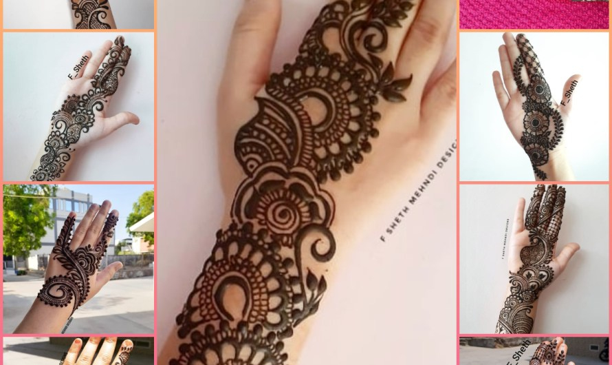 Download Most Stylish Arabic Mehndi Designs 2020 Images For Bridals