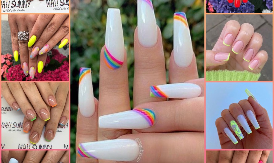 Glorious Summer Nail Designs Gallery 2020 Latest Colorful Ideas For Girls