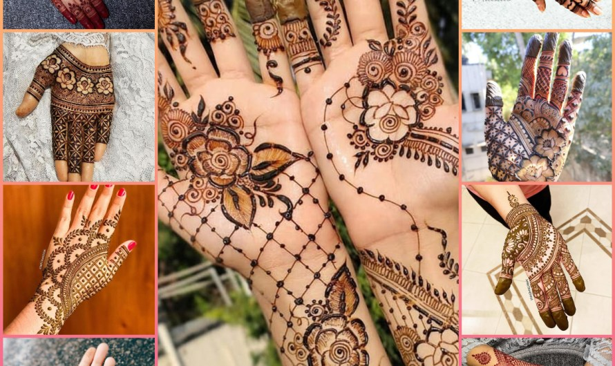 New Simple Henna Styles Latest Stylish Bridal Mehndi Designs 2020 Images For Girls
