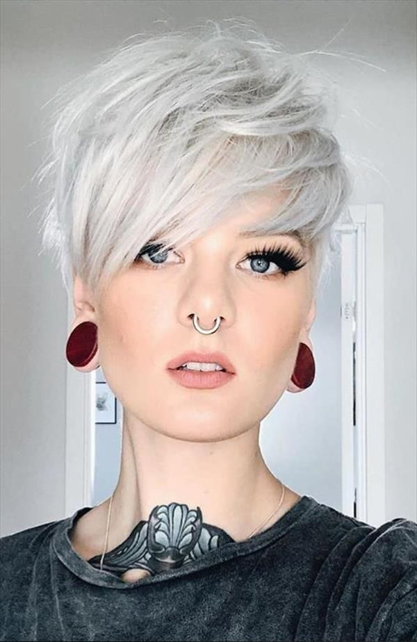 Summer Pixie Hairs 2020 Latest Short Hairstyles Haircuts Images For Young Girls Old Women 15 Arabic Mehndi Design