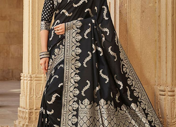 10 Latest Indian Saree Designs Images For 2020 & 2021