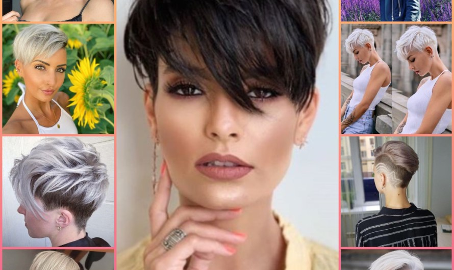 Latest 25 Best Short Hairstyles & Pixie Haircut 2020 Images For Women