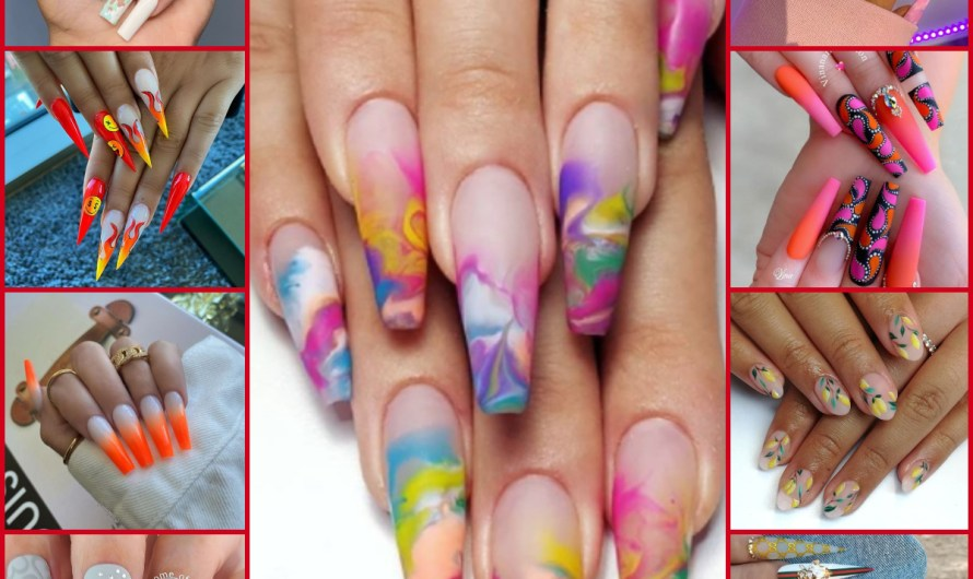 20+ Gorgeous Nail Designs Gallery 2021 Beautiful Nail Art Pictures For Girls