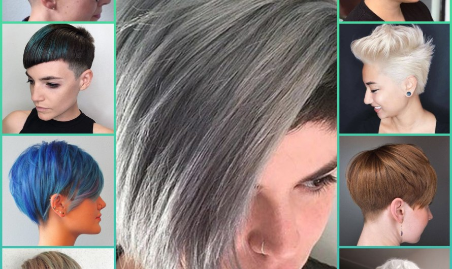 Pixie Cut Hair 2020 Different Types Of Women Short Hairs