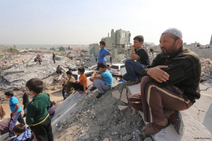 ستفتح محكمة الجنايات الدولية تحقيقا مع عدد من الشخصيات الإسرائيلية حول جرائم الحرب في غزة (أرشيف)