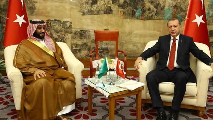 السعودية تركيا أردوغان بن سلمان