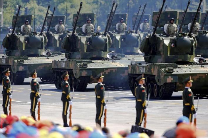 الجيش الصيني أقوى من نظيره الهندي ولكن الجغرافيا ليست في صالحه/رويترز