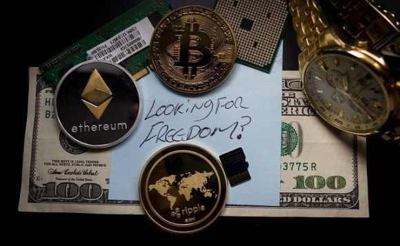 الاستثمار_العملات رقمية مشفرة