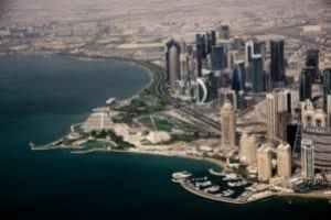 VAE: Blick auf Dubai