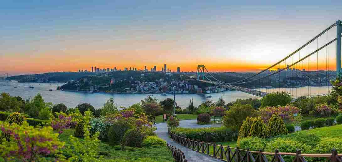 ISTANBUL POEMS and SEVEN HILLS OF ISTANBUL