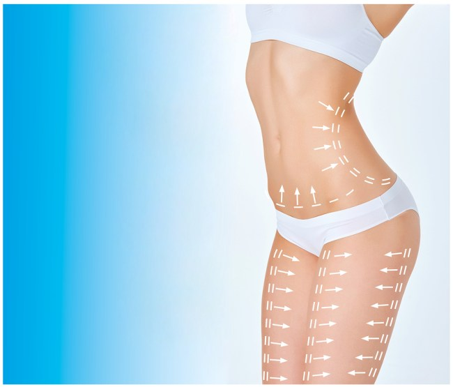The cellulite removal plan