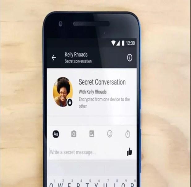 طريقة تفعيل المحادثات السرية على الفيسبوك