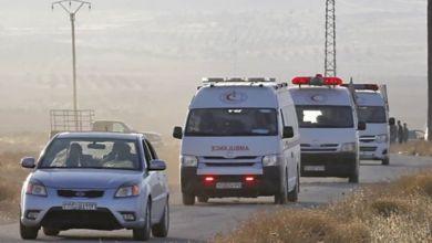 Photo of بدء إجلاء مسلحي تنظيم الدولة الإسلامية عن منطقة الحدود اللبنانية السورية