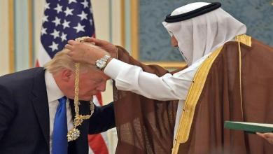 Photo of 83 هدية من ملك السعودية لترامب…