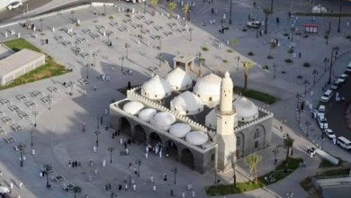 Photo of بالصور.. هذا هو المسجد الذي صلى فيه الرسول على النجاشي