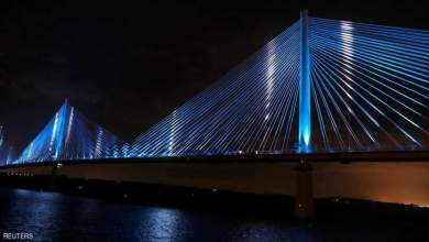 Photo of ملكة بريطانيا تفتتح الجسر العملاق في اسكتلندا