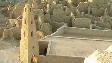 Photo of بالصور.. تعرف على أول مئذنة في الإسلام!