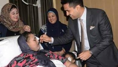 Photo of جثمان ذات النصف طن يصل مصر.. وهذه آخر صورة لها