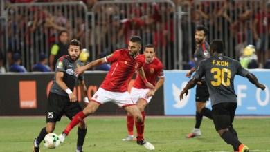 Photo of الأهلي المصري يهزم الترجي ويصعد إلى نصف النهائي