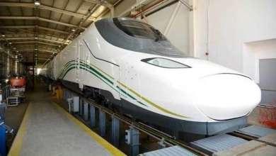 Photo of قطار الحرمين يصل مكة لأول مرة لنقل 60 مليون راكب سنويا