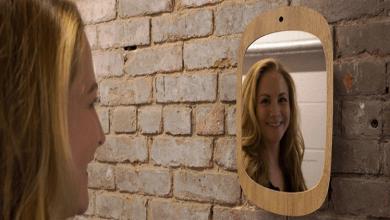 Photo of مرآة تجبر مرضى السرطان على الابتسام!