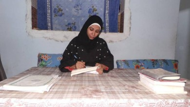 Photo of سمر.. أصغر فتاة صعيدية تعمل مأذونة في مصر