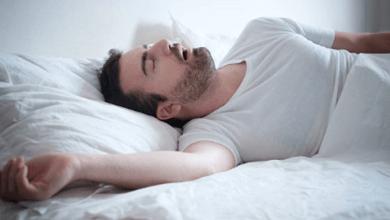 Photo of هل الشخير أثناء النوم يؤدي إلى الزهايمر؟