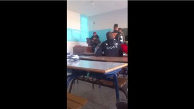 Photo of فيديو اعتداء تلميذ على أستاذه بالضرب يصدم المغاربة