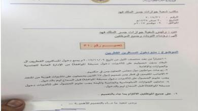 Photo of البحرين تمنع دخول القطريين دون تأشيرة مسبقة