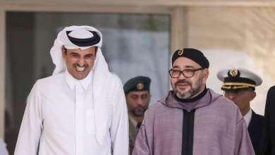 Photo of قطر تحقق في فبركة صورة الملك محمد السادس