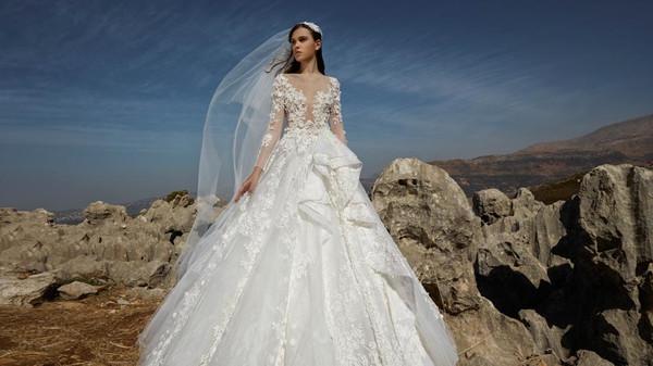 5b949b07330a7 من نيويورك.. عروس طوني ورد تزور 40 بلداً حول العالم - عربي تريند