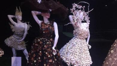 Photo of بالصور.. هذه الفساتين مصنوعة من الشوكولاتة