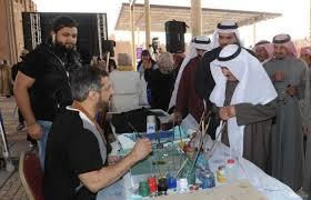 Photo of انطلاق مهرجان الموروث الشعبي في «قرية صباح الأحمد التراثية»