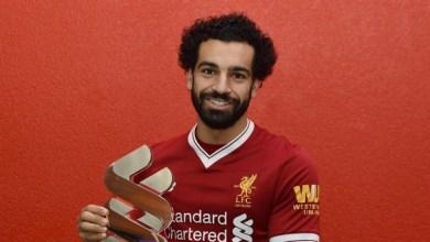 Photo of محمد صلاح يتوج بجائزة أفضل لاعب في أفريقيا